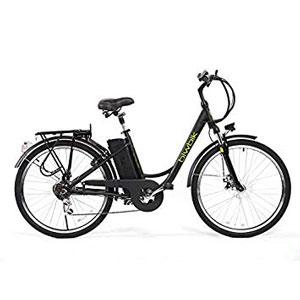 bicicleta electrica unisex