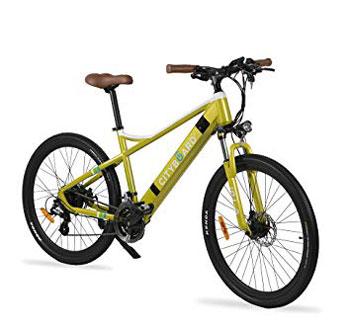 bici electrica de montaña