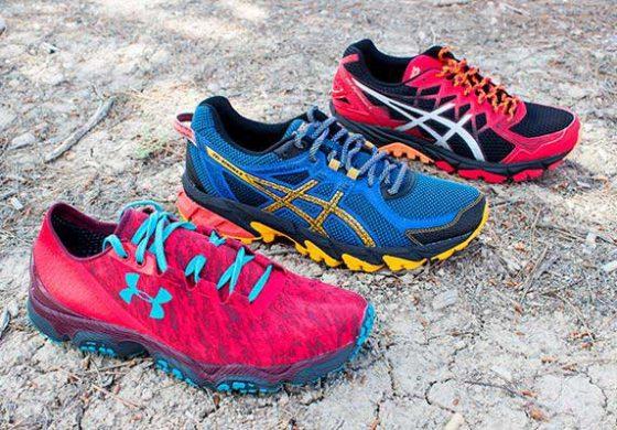 Mejores zapatillas trail