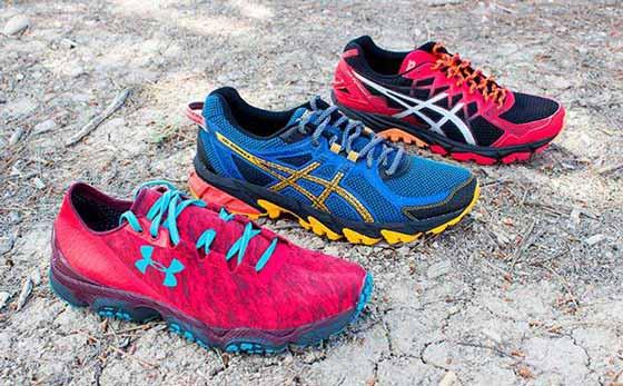mejores zapatillas trail running