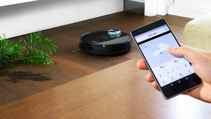 app robot aspirador