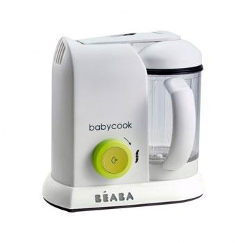 mejor robot de cocina para bebés