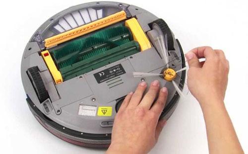 cepillo robot limpiador