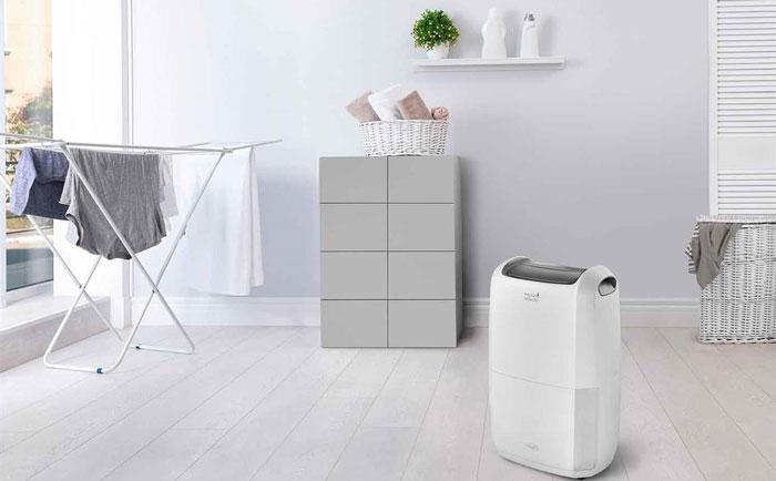 mejor deshumidificador para secar ropa