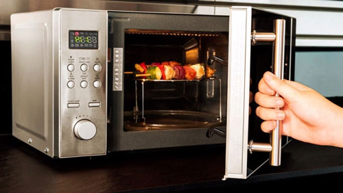 microondas con grill baratos