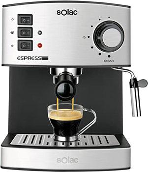 Cafetera Solac barata