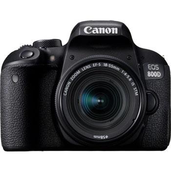 Mejor cmara reflex canon Reflex gama alta Canon EOS 800D Camaras reflex mas vendidas