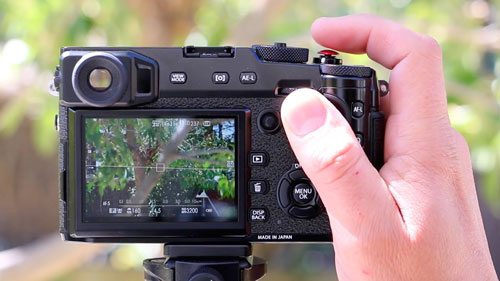 elegir cámara reflex