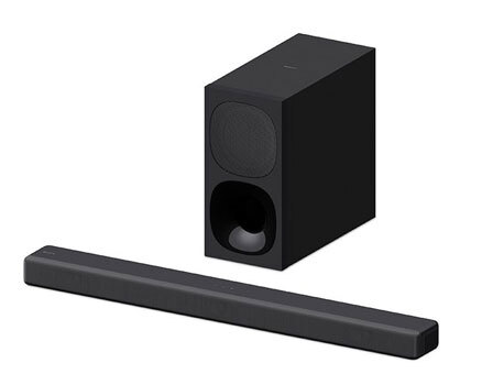 Barra de sonido con tecnología Dolby Atmos: Sony HT-G700