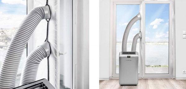 Mejor aire acondicionado portátil con bomba de calor