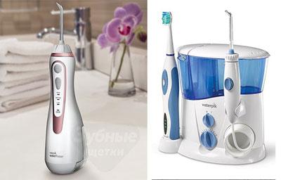 Mejor irrigador dental inalámbrico