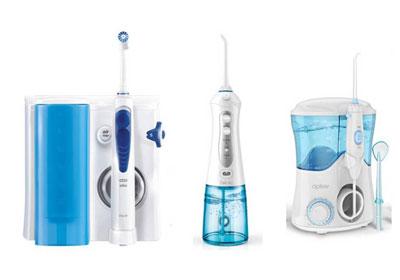 Mejor irrigador dental capacidad del depósito de agua