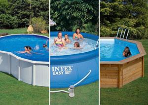 Mejor piscina desmontable relación calidad precio