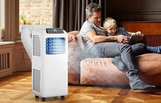 mejor aire acondicionado portatil