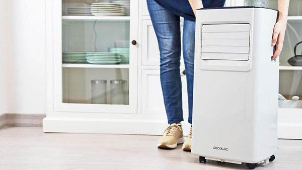 mejor aire acondicionado portátil 2020
