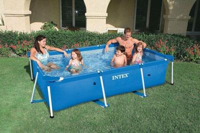 Mejor piscina desmontable