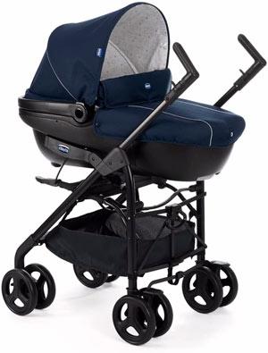Mejor carrito de bebé 3 en 1