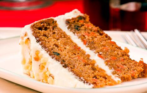 mejores recetas de tarta de zanahoria para freidora sin aceite