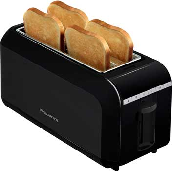 mejor tostadora de pan rowenta