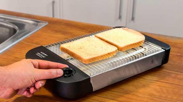 mejores tostadoras de pan horizontales